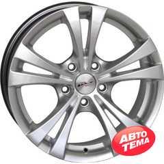 RS WHEELS Wheels Classic 089f HS - Интернет-магазин шин и дисков с доставкой по Украине GreenShina.com.ua