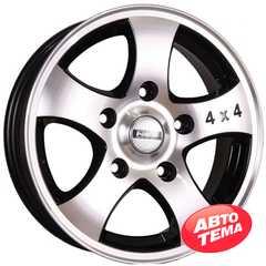 Купить TECHLINE 641 BD R16 W7 PCD5x139.7 ET35 DIA98.1