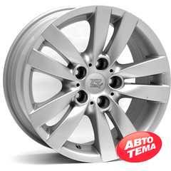 Купить WSP ITALY BMW Pisa W658 SILVER R17 W8 PCD5x120 ET34 DIA72.6