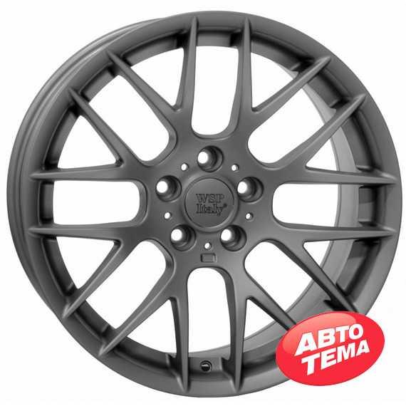 WSP ITALY BMW BASEL W675 BM20 MATT GUN METAL - Интернет-магазин шин и дисков с доставкой по Украине GreenShina.com.ua