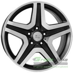Купить WSP ITALY MIYAGI DULL BLACK FULL POLISHED W775 R20 W9.5 PCD5x130 ET50 DIA84.1