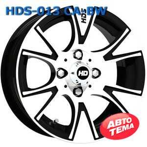 Купить HDS 013 CABW R13 W5.5 PCD4x98 ET12 DIA58.6