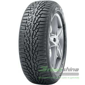 Купить Зимняя шина NOKIAN WR D4 215/55R16 93H