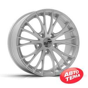 Купить MAK RENNEN Silver R19 W8.5 PCD5x130 ET48 DIA71.6