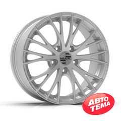 Купить MAK RENNEN Silver R18 W9 PCD5x112 ET21 DIA66.45