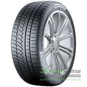 Купить Зимняя шина CONTINENTAL ContiWinterContact TS 850P 215/45R18 93V