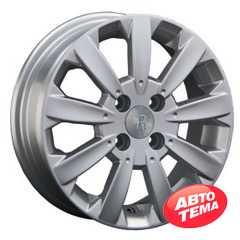 Купить REPLAY FT4 Silver R14 W5.5 PCD4x98 ET37 HUB58.1