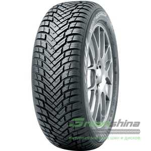 Купить Всесезонная шина NOKIAN Weatherproof 205/65R16C 107/105T