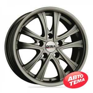Купить DISLA Evolution 508 GM R15 W6.5 PCD5x114.3 ET35 DIA67.1