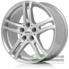 Купить RIAL BAVARO Polar Silver R16 W6.5 PCD5x112 ET50 DIA57.1