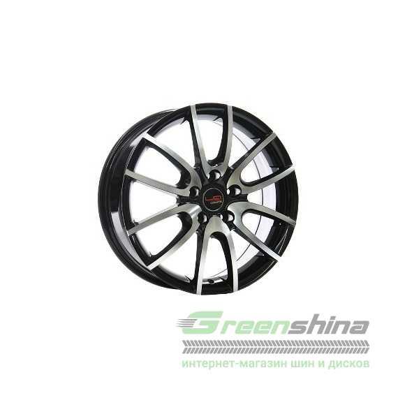 Купить REPLICA REPLICA LegeArtis Concept NS508 BKF R17 W6.5 PCD5x114.3 ET40 UB66.1