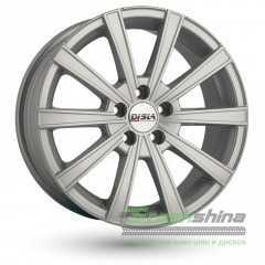 Купить DISLA MIRAGE 510 S R15 W6.5 PCD5x108 ET38 DIA67,1