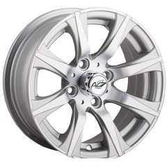 Купить Легковой диск ANGEL Corsica 313 SD R13 W5.5 PCD4x98 ET14 DIA58.6