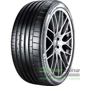 Купить Летняя шина CONTINENTAL ContiSportContact 6 295/35R19 104Y