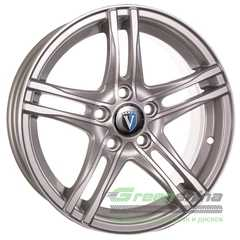 Купить Легковой диск TECHLINE 1505 SL R15 W6 PCD5x100 ET38 DIA57.1