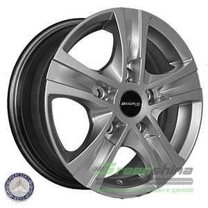 Купить TRW Z1108 S R16 W6.5 PCD5x118 ET45 DIA71.1