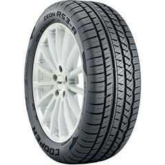Всесезонная шина COOPER ZEON RS3-A - Интернет-магазин шин и дисков с доставкой по Украине GreenShina.com.ua