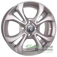 Легковой диск TECHLINE 1504 S - Интернет-магазин шин и дисков с доставкой по Украине GreenShina.com.ua