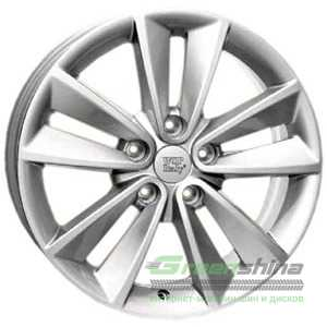 Купить WSP ITALY HESTIA W3305 (SILVER - Серебро) R17 W7 PCD5x114.3 ET49 DIA67.1