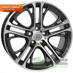 Купить Легковой диск WSP ITALY X3 XENIA W677 DIAMOND BLACK POLISHED R19 W8.5 PCD5x120 ET33 DIA72.6