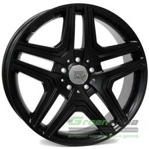 Купить WSP ITALY AMG NERO W766 (Dull Black) R19 W8.5 PCD5x112 ET62 DIA66.6