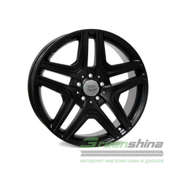 WSP ITALY AMG NERO W766 (Dull Black) - Интернет-магазин шин и дисков с доставкой по Украине GreenShina.com.ua