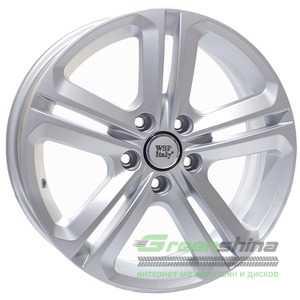 Купить Легковой диск WSP ITALY XIAMEN W467 SILVER R17 W7 PCD5x112 ET47 DIA57.1