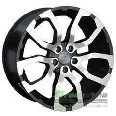 Купить REPLAY LR7 BKF R20 W8.5 PCD5x120 ET53 DIA72.6