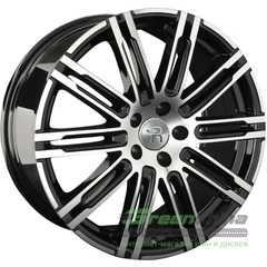 Купить REPLAY PR13 BKF R20 W9.5 PCD5x130 ET50 HUB71.6