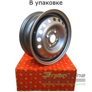 Купить ДОРОЖНАЯ КАРТА Dacia Logan M R14 W5.5 PCD4x100 ET43 DIA60.1