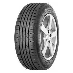 Купить Летняя шина CONTINENTAL ContiEcoContact 5 215/65R17 99V
