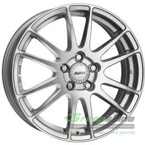 Купить Легковой диск ALUTEC MONSTR Polar Silver R16 W6.5 PCD5x114.3 ET40 DIA70.1