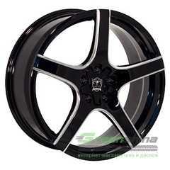 Купить ZF 410BM B Plus M ZF-410BM B Plus M R20 W10.0 PCD5x112.5/114.3 ET40 DIA73.1