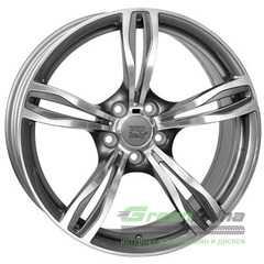 Купить WSP Italy DAYTONA W679 ANT. POLISHED R20 W9 PCD5x120 ET44 DIA72.6