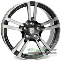 Купить WSP ITALY SATURN W1054 (ANT. POL.) R21 W9.5 PCD5x130 ET53 DIA71.6