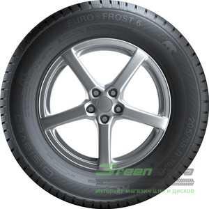 Купить Зимняя шина GISLAVED EuroFrost 6 185/60R14 82T