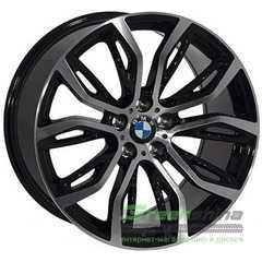 Легковой диск REPLICA BMW TL1366ND BMF - Интернет-магазин шин и дисков с доставкой по Украине GreenShina.com.ua