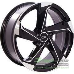 Купить Легковой диск REPLICA AUDI BK5185 BP R17 W7.5 PCD5x112 ET35 DIA66.6
