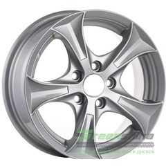 Купить Легковой диск ANGEL Luxury 406 S R14 W6 PCD5x100 ET37 DIA67.1