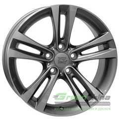 Купить WSP ITALY Zeus W680 ANTHRACITE POLISHED R18 W8.5 PCD5x120 ET37 DIA72.6