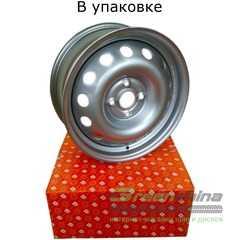 Купить Легковой диск ДОРОЖНАЯ КАРТА CHEVROLET AVEO R15 W6 PCD4x100 ET45 DIA56.6