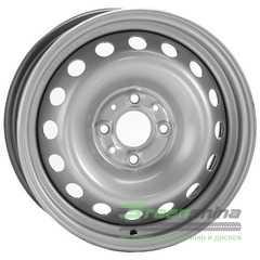 Легковой диск STEEL TREBL 7985T Silver - Интернет-магазин шин и дисков с доставкой по Украине GreenShina.com.ua