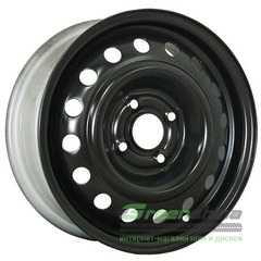 Легковой диск STEEL TREBL 8067T BLACK - Интернет-магазин шин и дисков с доставкой по Украине GreenShina.com.ua