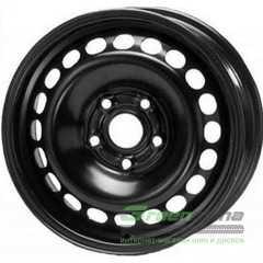 Купить Легковой диск STEEL TREBL 8325T BLACK R16 W6.5 PCD5x108 ET50 DIA63.3
