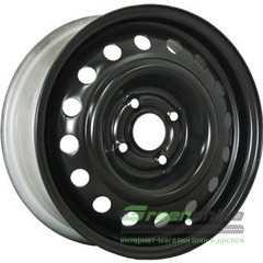 Легковой диск STEEL TREBL 9407T BLACK - Интернет-магазин шин и дисков с доставкой по Украине GreenShina.com.ua