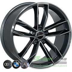 Легковой диск REPLICA BMW BK5232 GP - Интернет-магазин шин и дисков с доставкой по Украине GreenShina.com.ua