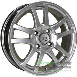Купить ZW 450 HS R14 W5 PCD4x100 ET45 DIA67.1