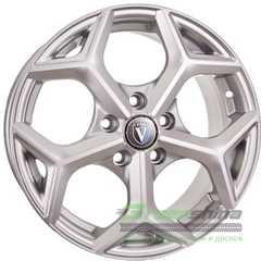 Купить Легковой диск TECHLINE 1612 SL R16 W6.5 PCD5x108 ET50 DIA63.4