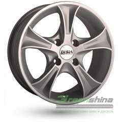 Купить Легковой диск DISLA Luxury 306 SD R13 W5.5 PCD4x100 ET30 DIA67.1