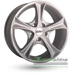Купить DISLA Luxury 706 S R17 W7.5 PCD5x110 ET40 DIA65.1